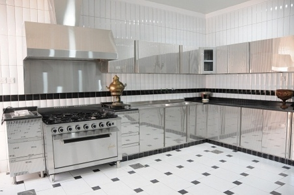 Abbas Qabazard Sons Company Demo Test Kitchen Hotel